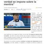 Noticias 24. 7de diciembre 2012