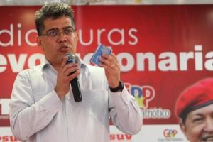 Presentacion de candidatos de PSUV Miranda