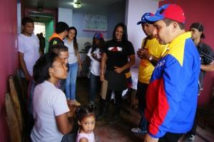 Fraija llevó asistencia integral a vecinos de La Ladera en Carrizal