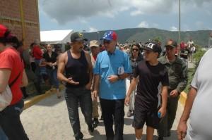 Ernesto Villegas sobre Ciudad Caribia: esto fue posible por Chávez