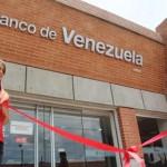 Reinauguraron la Sede de la Oficina del Banco de Venezuela, en Charallave