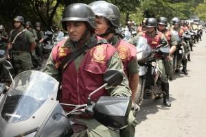 140 motos y 10 radiopatrullas estarán a la disposición para atender cualquier situación delictiva