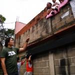 La vialidad y la remodelación y sustitución de viviendas fueron las dos principales preocupaciones de los presentes