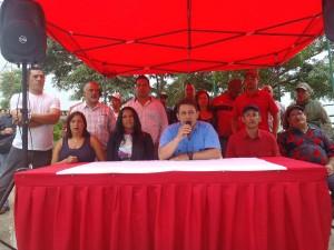Constituida alianza perfecta para garantizar victoria de Farith Fraija el 8-D en Carrizal