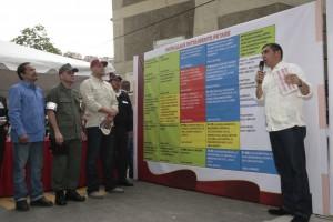 Todas y todos los habitantes del municipio Sucre contarán con el plan de patrullaje inteligente