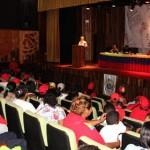 Elías Jaua, puntualizó que las personas que piensan en sí mismo, contrariando los principios básicos, lo que hacen es debilitar el partido
