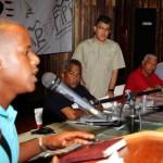 Integrantes de la UBCH comprometidos con la Revolución