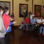 El presidente de Corpomiranda anunció la creación de un fondo de 10 millones de bolívares para apoyar a los atletas y entrenadores mirandinos