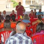 El candidato a la Alcaldía de Guarenas, Rodolfo Sanz, reiteró el llamado a la unidad