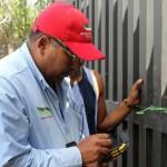 Autoridades del Min. Ambiente exigieron acceso al vertedero para inspeccionarlo