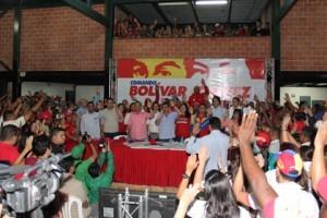 Vamos a defender el legado de Chávez