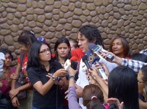 Francisco Garcés: Venezuela es campeón de democracia y participación