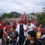 Garcés afirmó que su gestión estará fundamentada en el apoyo permanente a las parroquias que integran el municipio Guaicaipuro y a la atención de cada una de sus necesidades