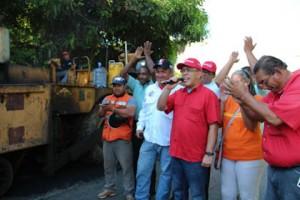 Recuperada carretera Yare-Santa Teresa en tiempo récord