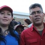 Mariana Sánez en Los Salias destacó la disciplina de los militantes para organizar su movilización