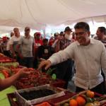 111713 MS Elias Jaua Feria Agroturistica El Jarillo 100
