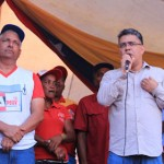 Elías Jaua Milano sostuvo un encuentro con representantes de las Unidades de Batalla Bolívar Chávez en Mamporal, municipio Eulalia Buroz