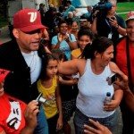 El abanderado del PSUV llamó a los electores a votar el próximo 8 de diciembre con consciencia
