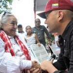 """Estamos con nuestros abuelos y abuelas planteando proyectos que se van a impulsar desde la alcaldía del municipio Sucre"""", así lo refirió el candidato."""