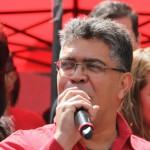 Jaua resaltó que el pueblo bolivariano y chavista del municipio Guaicaipuro tiene un sólo candidato, Francisco Garcés.