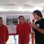 Inauguraron nuevas fachadas de históricas edificaciones en Los Teques