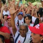 Thais Oquendo expresó que el municipio Zamora es y seguirá siendo pasión de la Revolución
