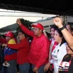 Rodolfo y los candidatos a concejales encabezaron el encuentro