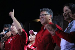 Thais y Elías celebraron con el pueblo de Guatire