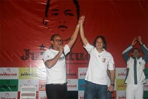 Juventud de Psuv manifestó su apoyo