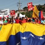 Miranda se moviliza en contra la Injerencia Extranjera